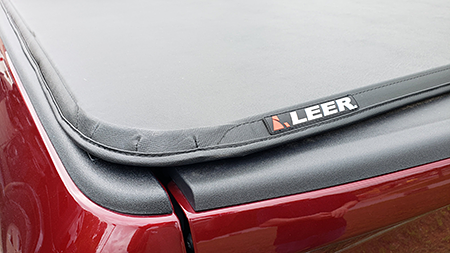 LEER Latitude Tonneau Cover on Dodge Ram