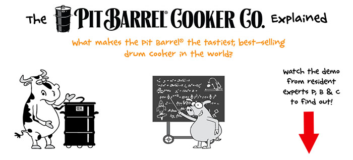 Pit Barrel Cooker Explained