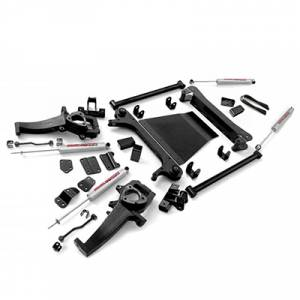 Suspension/Steering/Brakes - Suspension Lift Kit
