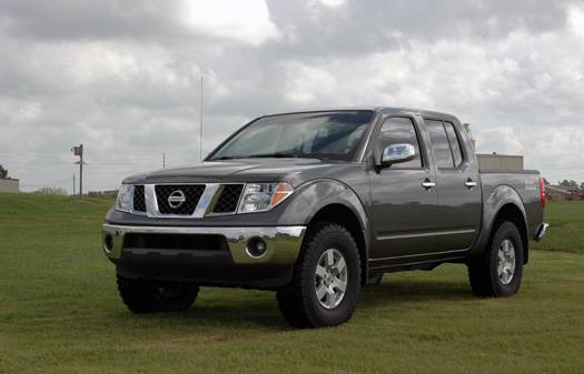 """Rough Country 865 2.5"""" Nissan Frontier / Xterra Leveling ..."""