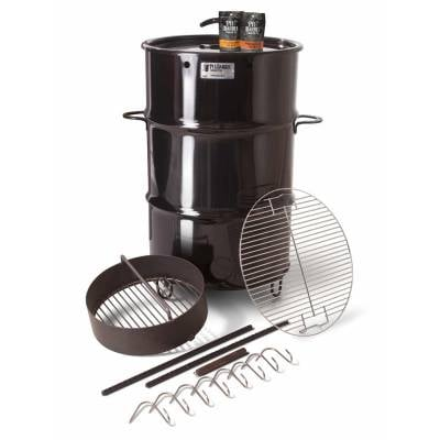 "Pit Barrel Cooker Co. - Pit Barrrel Cooker Co. 18.5"" Classic Pit Barrel Cooker Package PKG1001"
