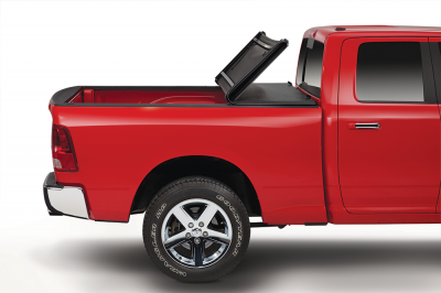 American Tonneau Company - American Tonneau 66701 Soft Tri-Fold Cover - Jeep Gladiator withOUT Rail System