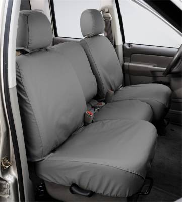 Covercraft - Covercraft SeatSaver Custom Seat Cover SS8324PCGY