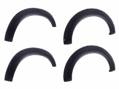 EGR - EGR Rugged Look Fender Flare Set of 4 793555