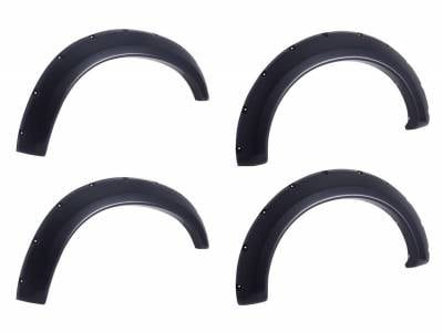 EGR - EGR Bolt-On Look Fender Flare Set of 4 793474