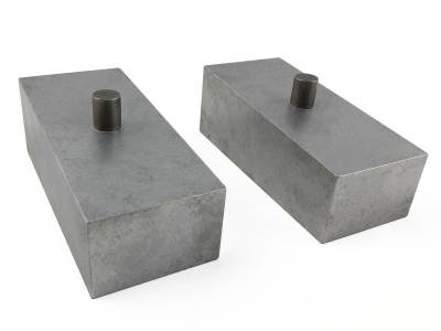 Tuff Country - Tuff Country Axle Lift Blocks 79068
