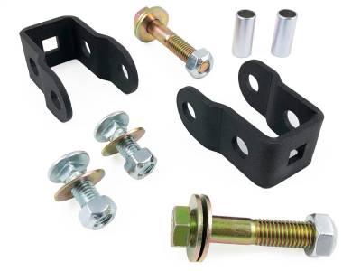Tuff Country - Tuff Country Shock Relocation Bracket Kit 50150