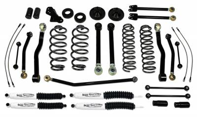 Tuff Country - Tuff Country Lift Kit w/Shock 44002KN