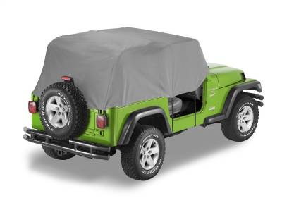 Bestop - Bestop All Weather Trail Cover For Jeep 81035-09