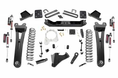Rough Country - Rough Country Suspension Lift Kit w/Shock 55450