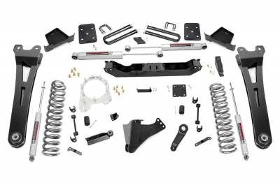 Rough Country - Rough Country Suspension Lift Kit w/Shock 55630