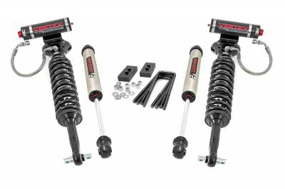 Rough Country - Rough Country Leveling Lift Kit w/Shocks 56957