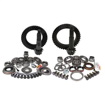 USA Standard Gear - USA Standard Gear Ring And Pinion Set And Complete Install Kit ZGK012