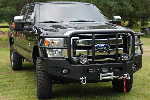 Brian's Gorgeous Ford F-250