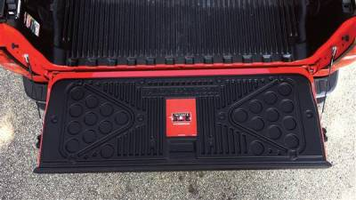 Exterior Accessories - Truck Bed Accessories - Tailgate Pong - Penda D96-TPX Tailgate Pong - 2009-2015 Dodge Ram