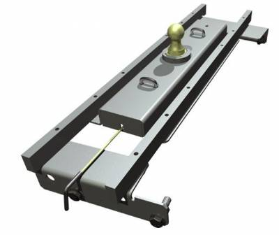 B and W Towing Products - B&W GNRK1251 - Turnoverball Gooseneck Hitch - 2000-2006 Toyota Tundra
