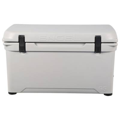 Engel Coolers - Engel Eng65-G DeepBlue Performance Cooler - Haze Grey - 65QT