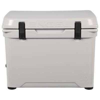 Engel Coolers - Engel ENG50-G DeepBlue Performance Cooler - Haze Grey - 48QT