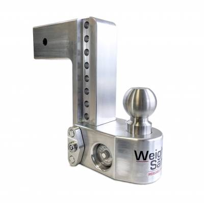 "Weigh Safe Trailer Hitches - Weigh Safe - Weigh Safe WS8-3 Drop Hitch Ball Mount - 3"" Shaft - 8"" Drop"