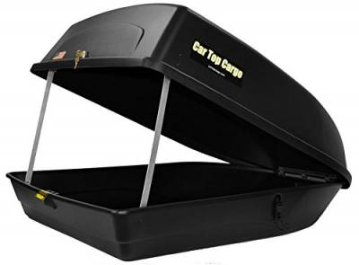 Car Top Cargo - Car Top Cargo Roof Rack Mount Carrier CTC-18S - Image 1