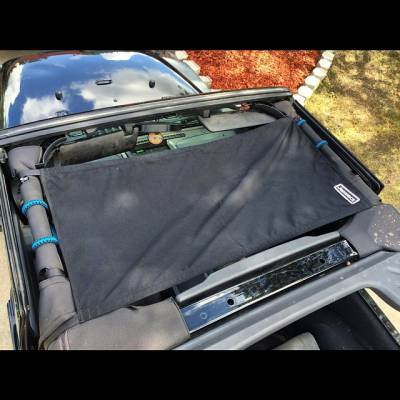 Exterior Accessories - Travel Accessories - Jammock - Jammock Jeep Wrangler Hammock 23939