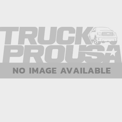Rough Country - Rough Country 70514B 54-inch Curved LED Light Bar Upper Windshield Mounting Brackets (GM SUV)