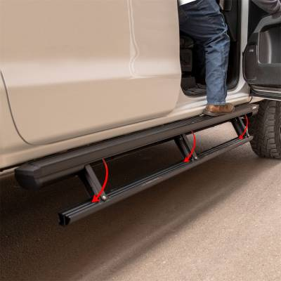 ARIES - ARIES ActionTrac Powered Running Boards 3047923 - Image 2