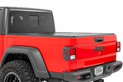 Rough Country - Rough Country Hard Tri-Fold Tonneau Bed Cover 47620500 - Image 2