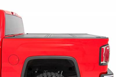 Rough Country - Rough Country Hard Tri-Fold Tonneau Bed Cover 47119551 - Image 2