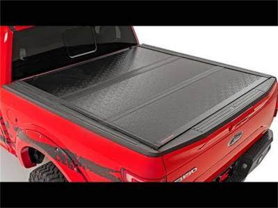 Rough Country - Rough Country Hard Tri-Fold Tonneau Bed Cover 47113550 - Image 4