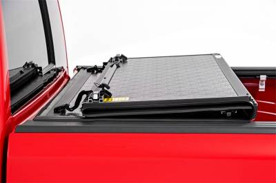 Rough Country - Rough Country Hard Tri-Fold Tonneau Bed Cover 47320550 - Image 2