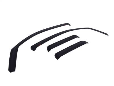 EGR - EGR SlimLine In-Channel WindowVisors Set of 4 571705 - Image 1
