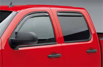 EGR - EGR SlimLine In-Channel WindowVisors Set of 4 571501 - Image 2