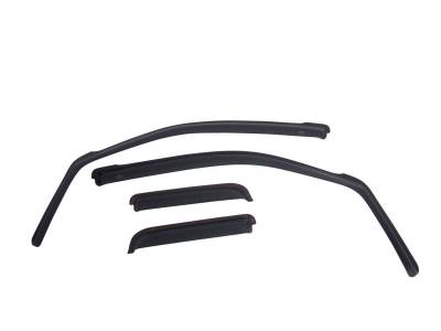 EGR - EGR SlimLine In-Channel WindowVisors Set of 4 572551 - Image 1