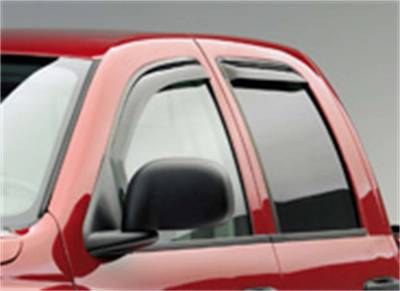 EGR - EGR SlimLine In-Channel WindowVisors Set of 4 572551 - Image 2