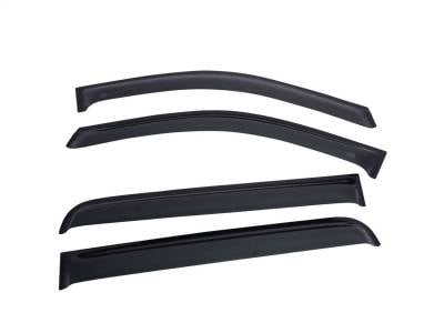 EGR - EGR SlimLine Tape-On WindowVisors Set of 4 641671 - Image 1