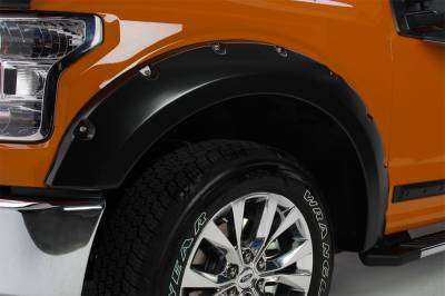 EGR - EGR Rugged Look Fender Flare Set of 4 793555 - Image 2