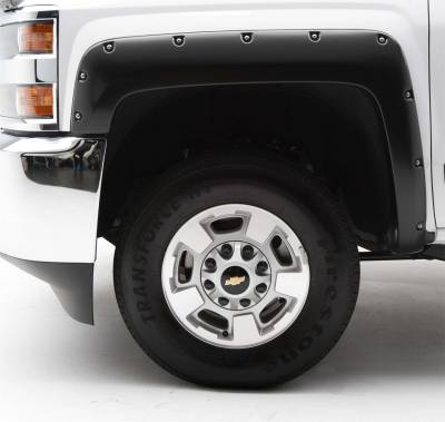 EGR - EGR Bolt-On look REDI-FIT Fender Flare Set of 4 791674RI - Image 5