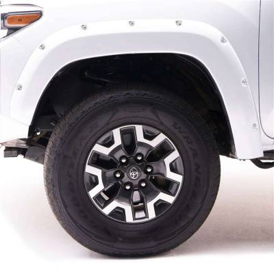 EGR - EGR Bolt-On Look Paint Match Fender Flare Set of 4 795494-040 - Image 2