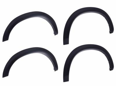 EGR - EGR OEM Look Fender Flare Set of 4 781524 - Image 1