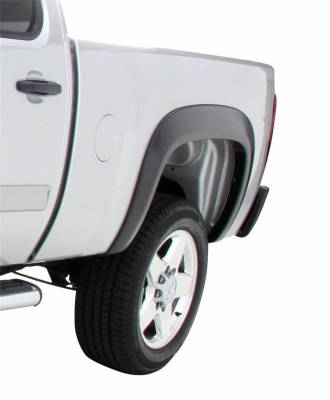 EGR - EGR Rugged Look Fender Flare Set of 2 751504R - Image 3