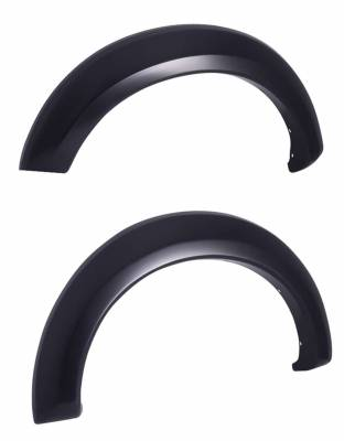 EGR - EGR Rugged Look Fender Flare Set of 2 753014R - Image 1