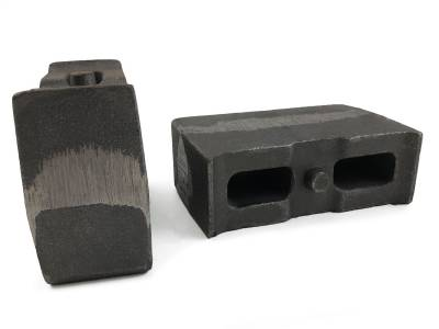 Tuff Country - Tuff Country Axle Lift Blocks 79059 - Image 2