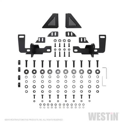 Westin - Westin Outlaw Front Bumper 58-61065 - Image 5