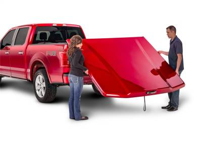 UnderCover - UnderCover Elite Smooth Tonneau Cover UC2178S - Image 3