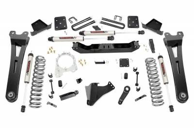 Rough Country - Rough Country Suspension Lift Kit w/Shock 51270 - Image 1