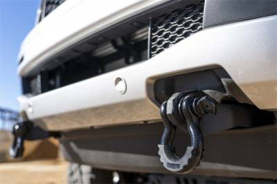 Rough Country - Rough Country Tow Hook To Shackle Conversion Kit RS152 - Image 4