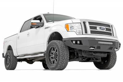Rough Country - Rough Country Heavy Duty Front LED Bumper 10767 - Image 2