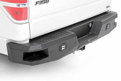 Rough Country - Rough Country Rear LED Bumper 10768 - Image 1