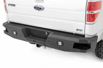 Rough Country - Rough Country Rear LED Bumper 10768 - Image 2